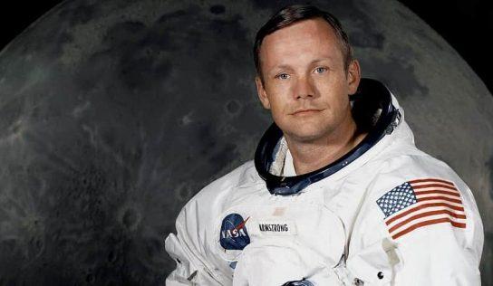 Aya ilk Ayak Basan Neil Armstrong Kimdir?