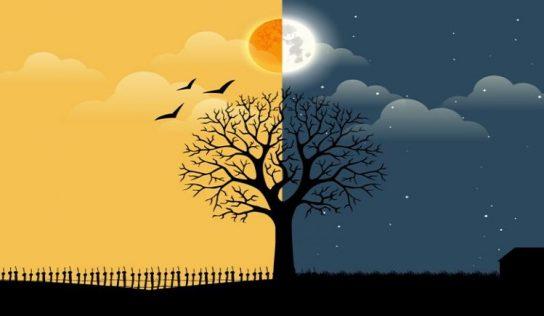 Gece ve Gündüz Nasıl Meydana Gelir?