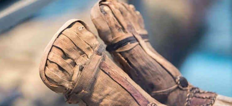 Nazca Çölü'nün Mumyası