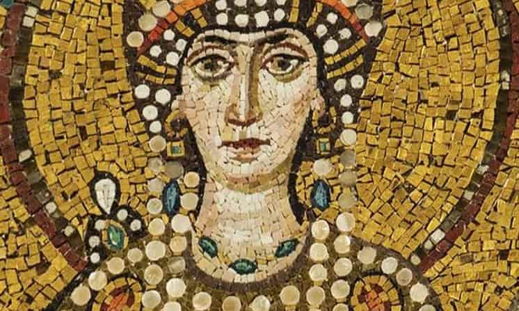 Teodora, Bizans İmparatoriçesi