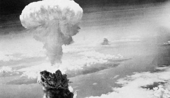 İnsanlık Tarihinde Hiroşima Ve Nagazaki'ye Atılan İlk Atom Bombası
