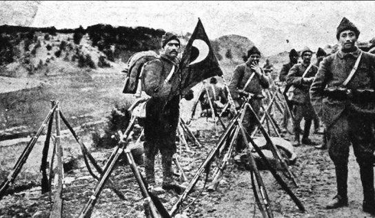 Birinci Dünya Savaşı (1914 – 1918)