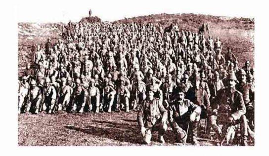 Çanakkale Savaşı 57. Alay Kahramanlık Hikâyesi