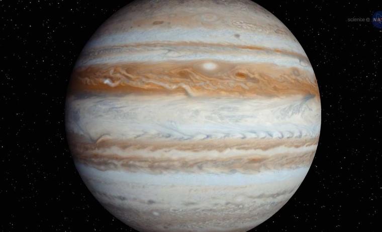 Jüpiter Gezegeninin Özellikleri