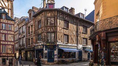 Rouen şehri