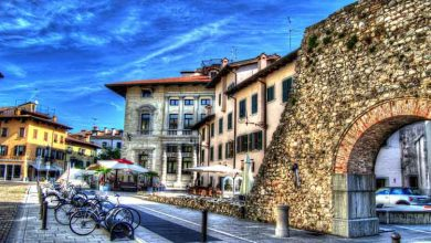 Udine Hakkında Bilgiler