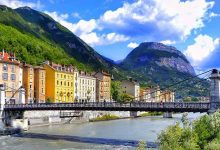 Grenoble sehri