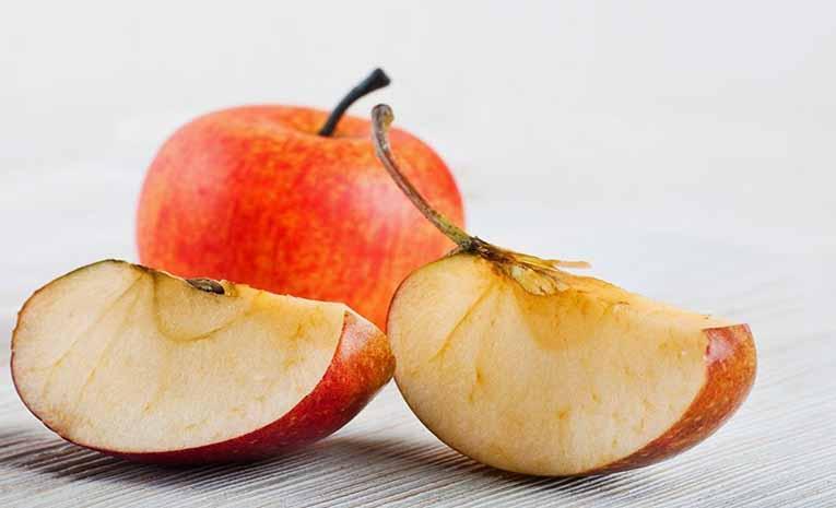 Meyve soyulduktan sonra neden kararır