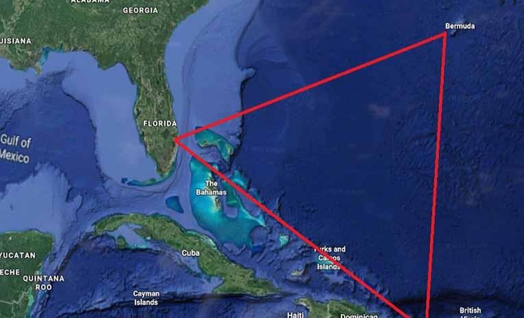 Bermuda Üçgeni