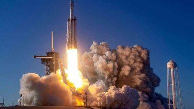 SpaceX' ten Falcon Heavy