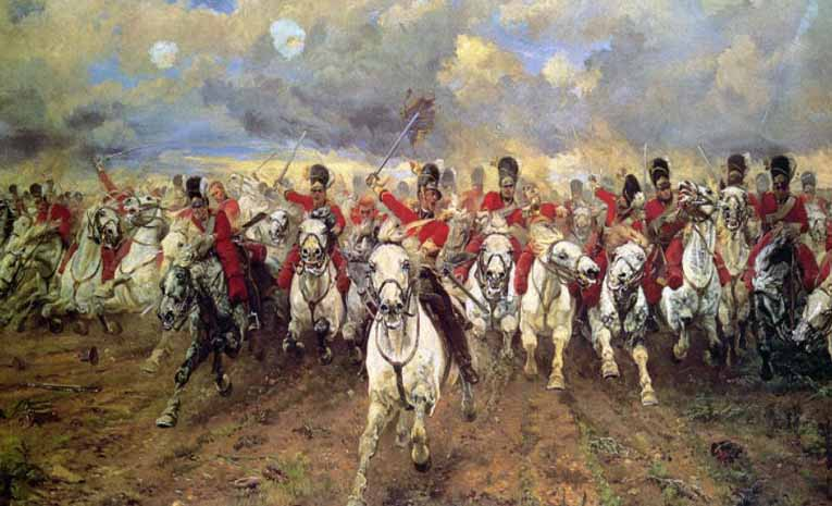 Waterloo Savaşı