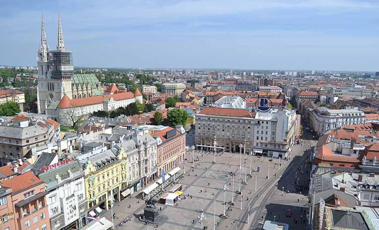 Zagreb Hırvatistan